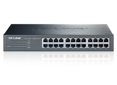TP-Link TL-SG1024D Gigabit Switch 24 ports 10/100/1000