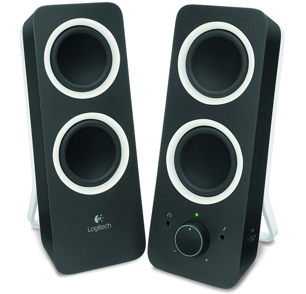 Ηχεία LOGITECH Speakers Z200 Black 2.0 (980-000810)