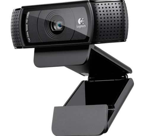 LOGITECH Webcam C920 PRO HD 960-001055 15Mp