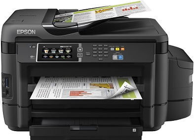EPSON L1455 ITS. PSC-Fax A3+/32ppm/U-L-W/5760dpi Color Duplex