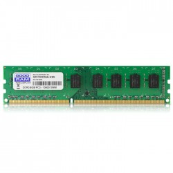 Μνήμη GoodRam 8GB DDR3 1333Mhz PC3-10600 Lifetime Εγγύηση