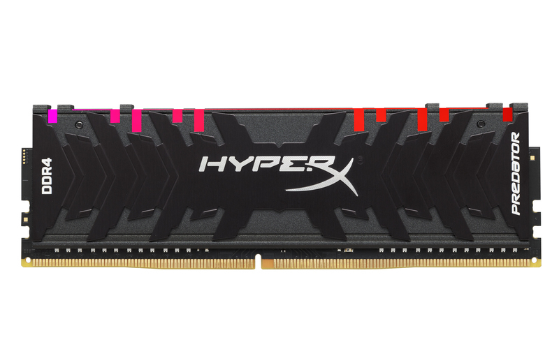 Kingston 16Gb DDR4 3200MHz CL16 1.2V 1HX430C16PB3A/16 Predator