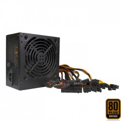 Τροφοδοτικό DEEPCOOL DA600 600W 80 PLUS Bronze Active PFC