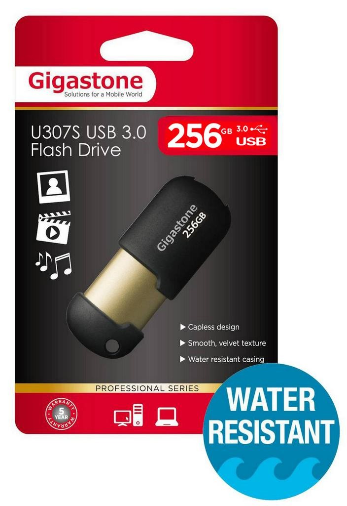 Gigastone 256Gb USB 3.0 Flash Disk