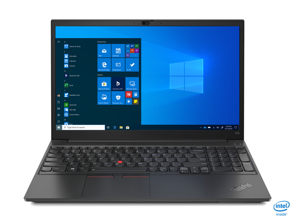 LENOVO NB ThinkPad E15 15.6'' i5-1135G7 8GB 256GB SSD W10P 3Y
