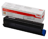 Toner OKI B411/B431 Black Okipage 3000pages 44574702
