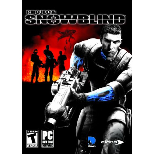PC Game Project: Snowblind Παιχνίδι Προσφορά