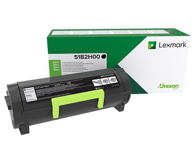 Toner Laser Lexmark 51B2H00 High MS/MX x17 8500pages