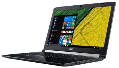 "Acer NB Aspire A517-51G 17.3""/i3-7130U/4GB/2GB MX130/1TB/Win10"