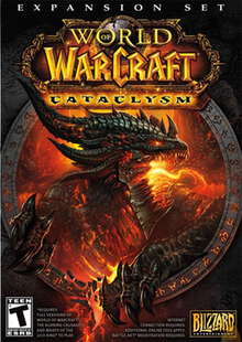 PC-GAME : World Of Warcraft : Cataclysm