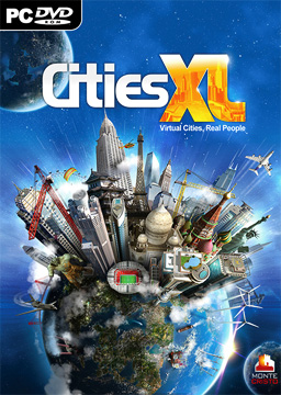 PC GAME: Cities XL