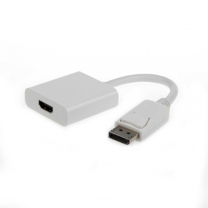 Adaptor Display Port Male to HDMI Adapter Female 10cm