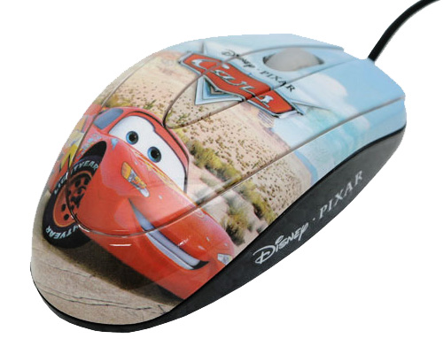 Disney Optical Mouse Cars M0111