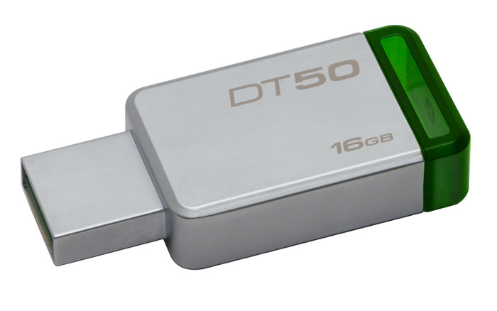 Kingston Flash DataTraveler 50 DT50/16GB USB 3.1