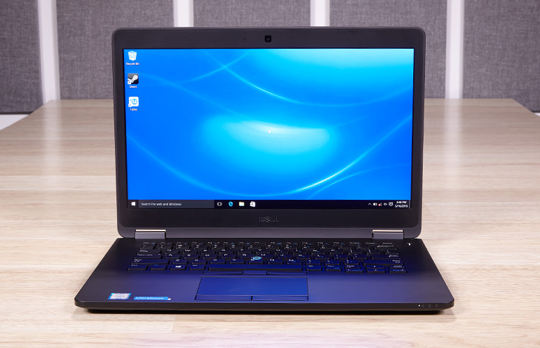 "Dell Latitude E7470 i5-6300u 4G/256Gb M2 SSD/14"" HD/W10pro #RFB"
