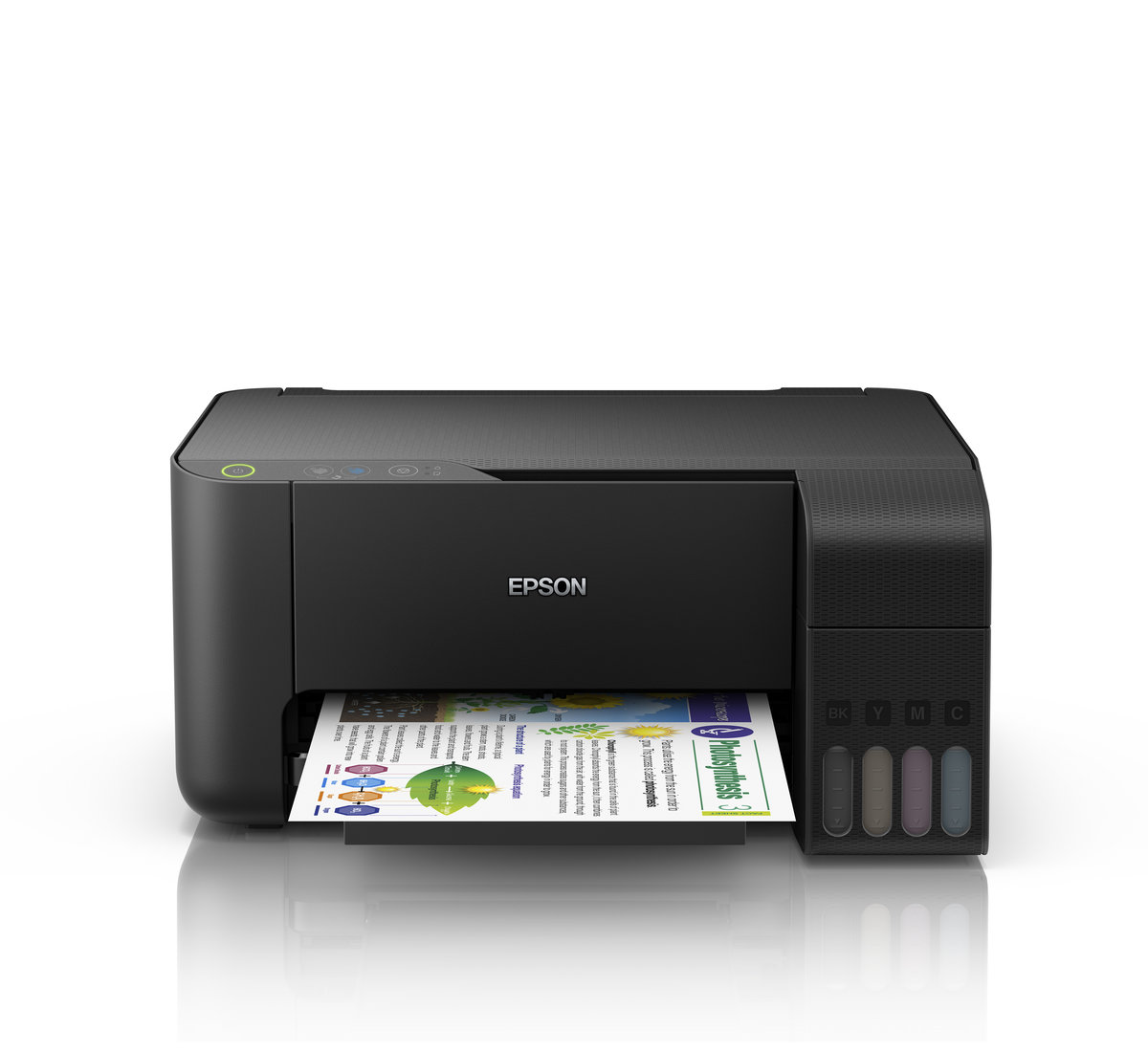 EPSON L3150 PSC ITS. A4/33/5760dpi/USB-WiFi Πολυμηχάνημα Dye