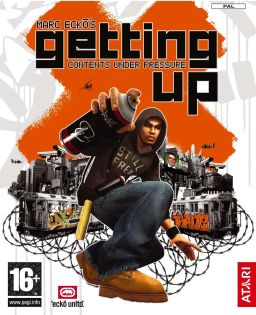PC Game: Marc Ecko's Getting Up Contents Under Pressure ΠΡΟΣΦΟΡΑ