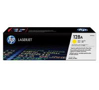Toner HP Laserjet Color CP1525 Yellow (CE322A) 1.3K Pgs