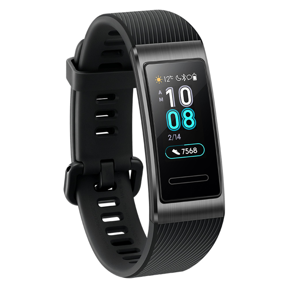 Huawei Band 3 Pro Black Wearable SmartWatch