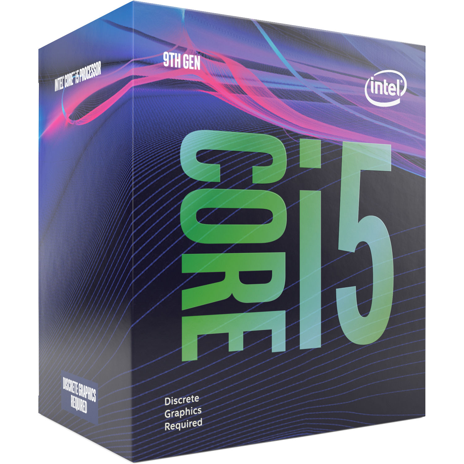 INTEL CPU Core i5-9400F BX80684I59400F 4.10GHz