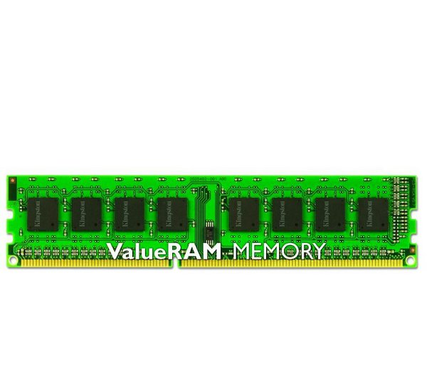 Kingston DDR3 1333MHz 8GB PC1333 Non ECC KVR1333D3N9/8G