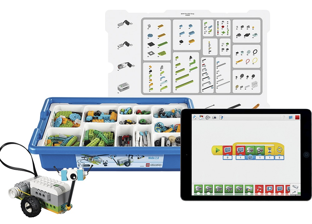 Lego Education WeDo 2.0 Core Set με λογισμικό