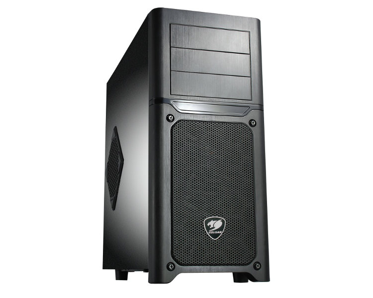 CC-COUGAR CASE MX410 MESH MIDDLE ATX BLACK