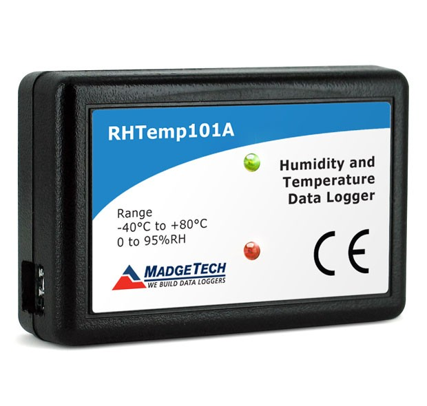 Madgetech RHTemp101A Thermometer and Hygrometer Unit