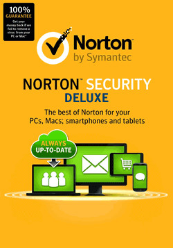 Norton Security Deluxe 3.0 5x άδειες για PCs/Tablets/Smartphones