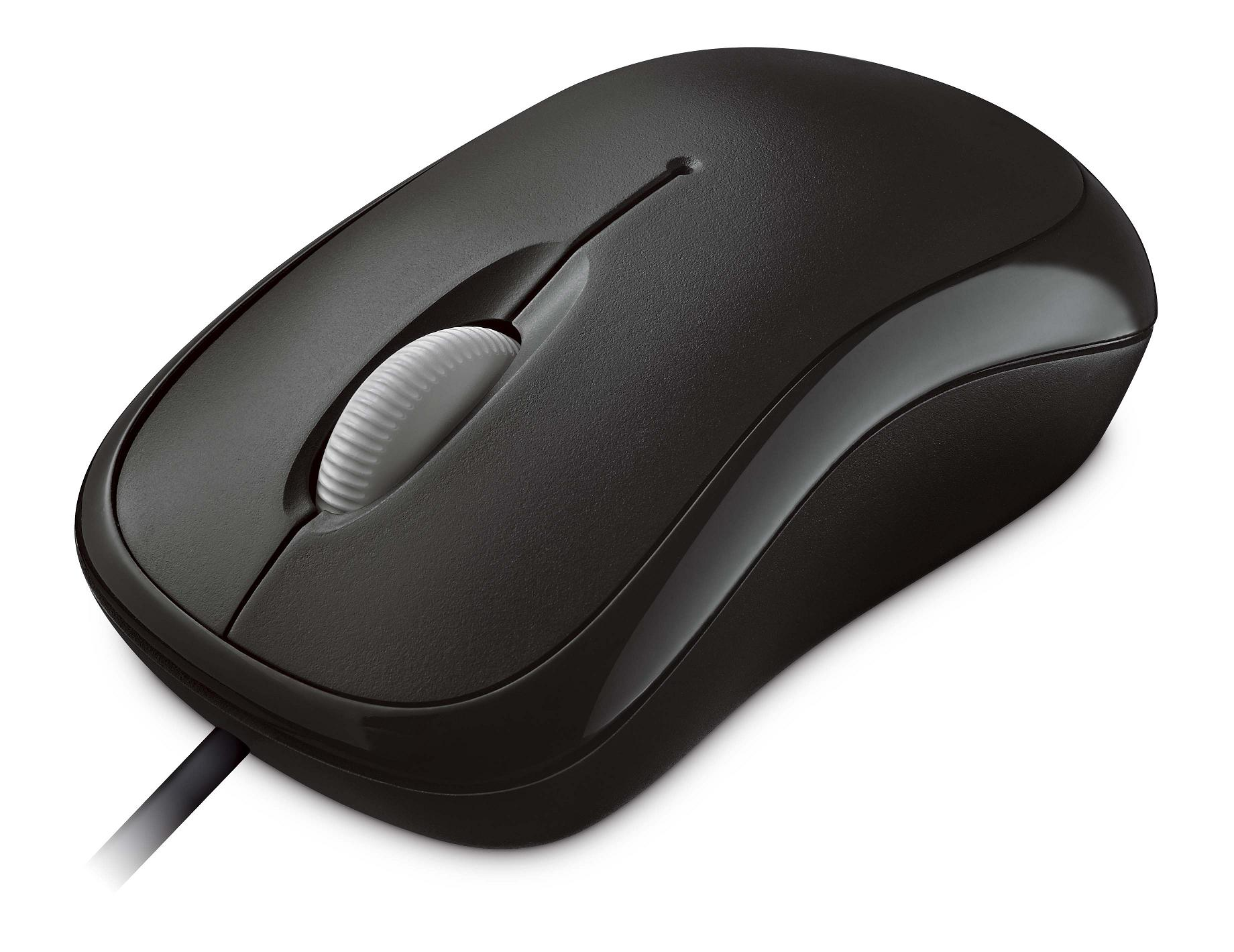 Ποντίκι Οπτικό Microsoft Basic Optical Mouse 4YH-00007