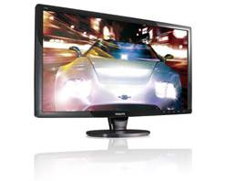 "Philips 24"" TFT Wide 244E2SB 1920X1080/DVI/500.000/300cd/5ms"