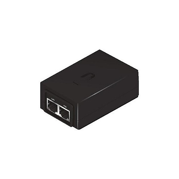 Ubiquiti 48V, 0.5A Power Over Ethernet Adapter (POE-48-24W)
