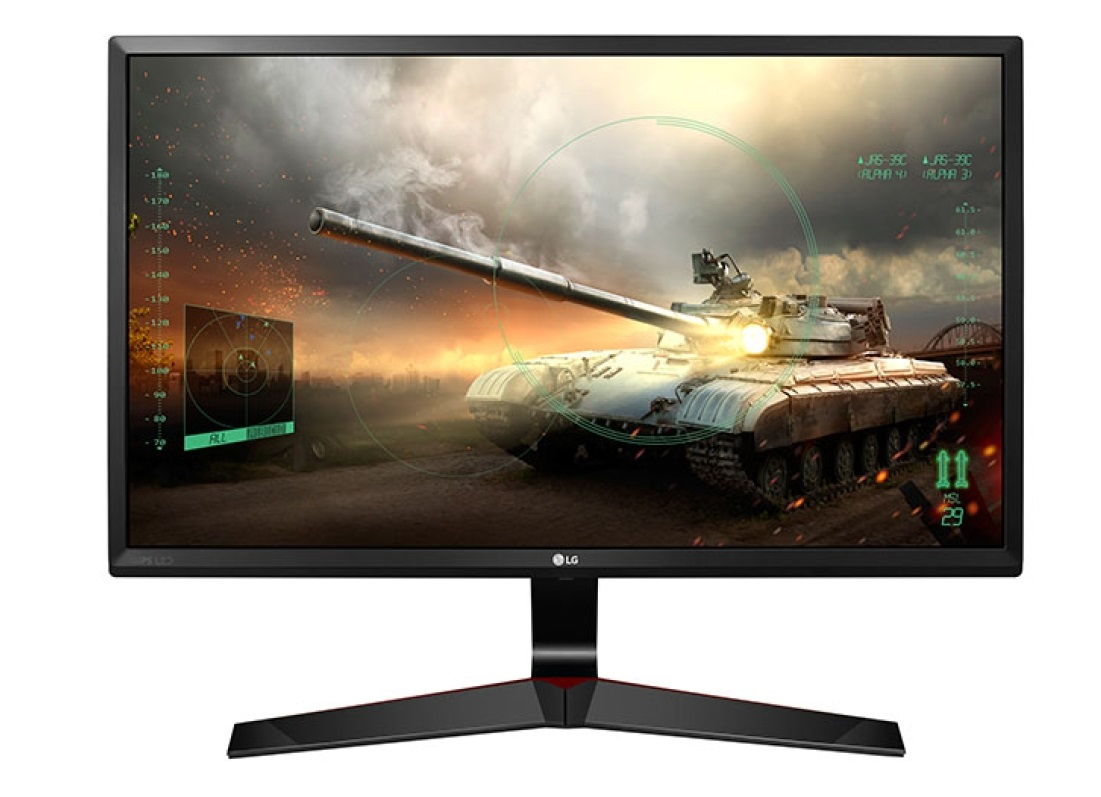 "LG 24"" 24MP59G GAMING LED IPS 1920x1080/1ms/VGA/DP"