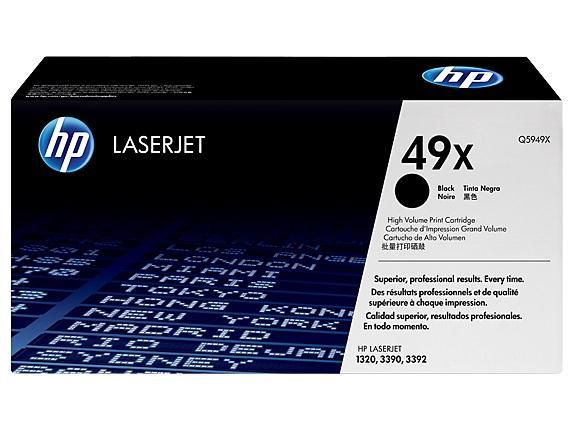 HP Q5949X TONER Cartridge 1320/1160 6000p