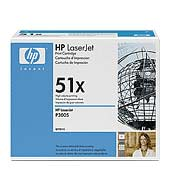 Toner HP Q7551X for P3005DN/M3035xs/M3025x