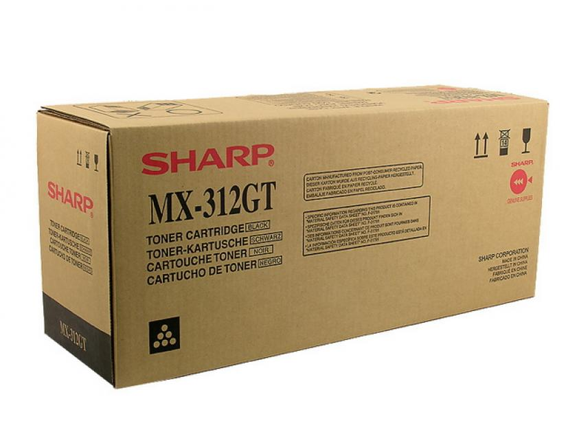 Toner Copier Sharp MX-312GT MX-M310/260 25K Pages