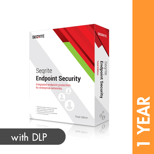 Seqrite Endpoint Security Total Edition with DLP - 1Year