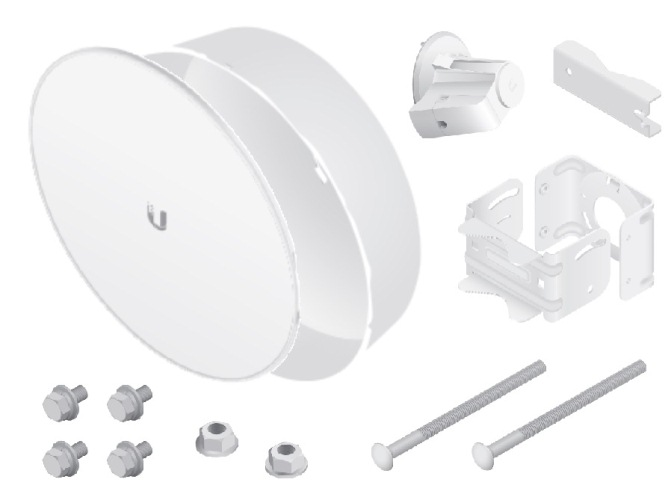 Ubiquiti PowerBeam M5 Series 300 PBE Directional Outdoor 5GHz