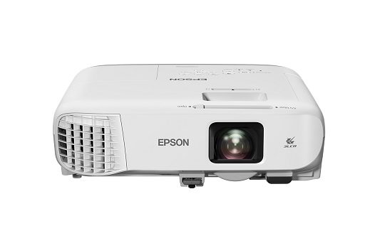 EPSON Projector EB-980w 3LCD 3800ANSI/15.000:1/1280x800