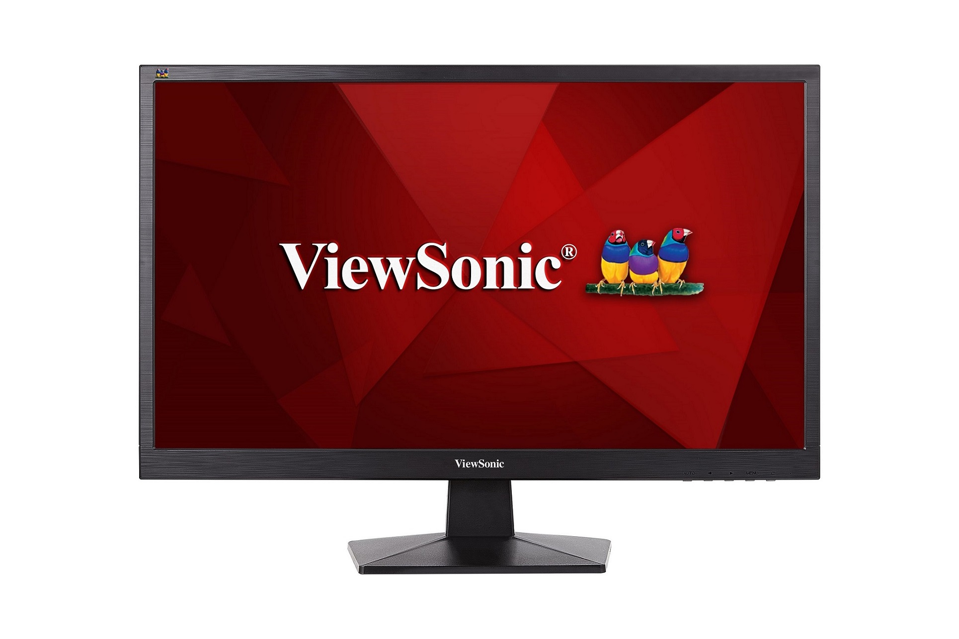 "Viewsonic Monitor 23.6"" VA2407h LED 1920x1080/5ms/VGA/HDMI"