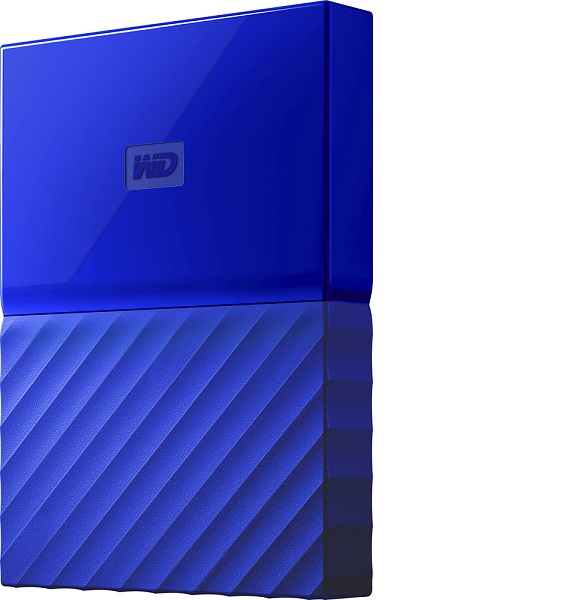 Western Digital HDD My Passport 1TB WDBYNN0010BBL