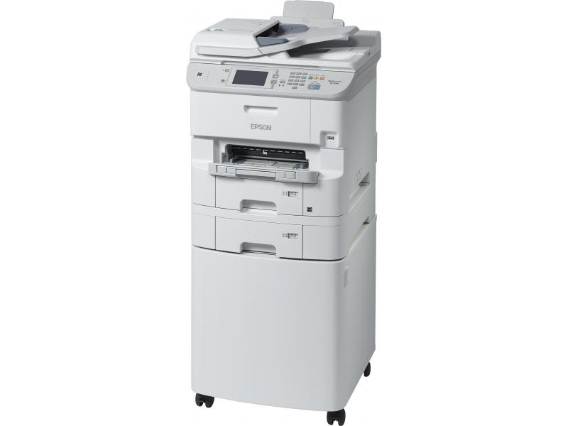 EPSON WorkForce Pro WF-6590DTWFC 34ppm PSC-Fax WiFi/Duplex DADF