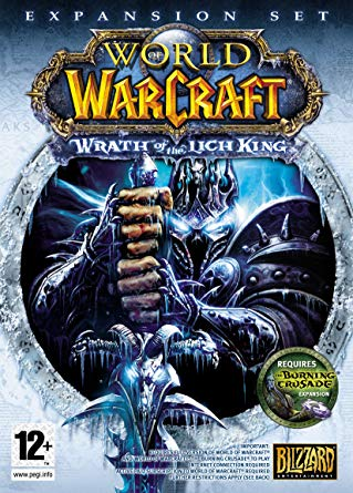 PC-GAME : World Of Warcraft : WRATH of the LICH KING