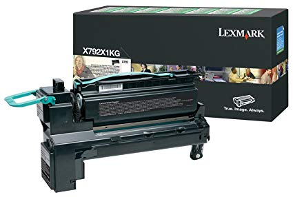 Toner Lexmark X792 Yellow X792X1YG 20000p Extra High Yield