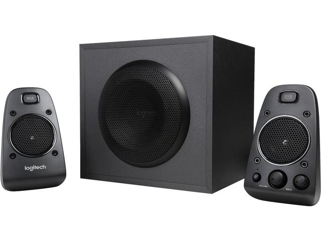 Ηχεία LOGITECH Speakers Z625 Black 2.1