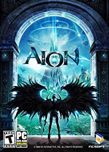 PC AION THE TOWER OF ETERNITY STEELBOOK