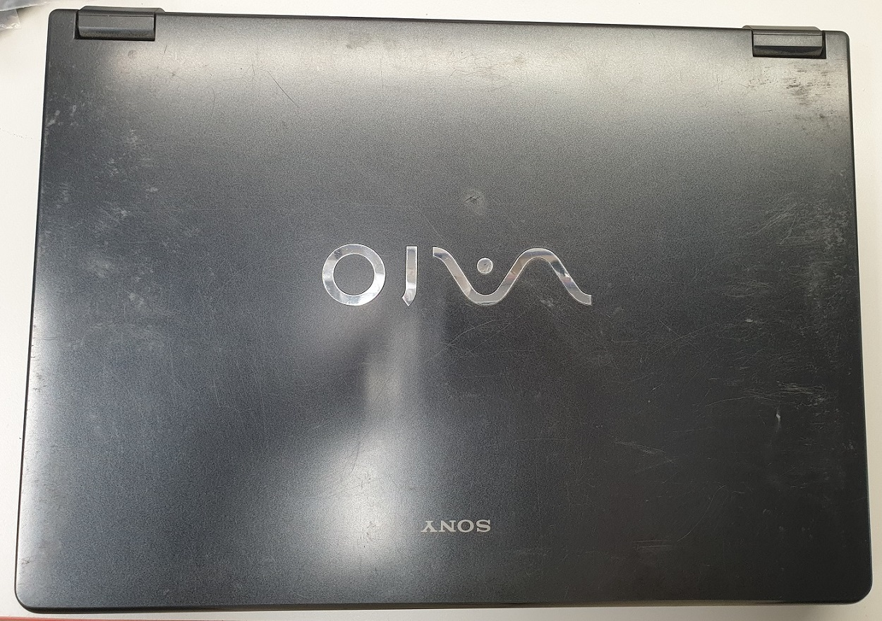 Sony Vaio PCG-8112m Not Workable Ανταλλακτικό