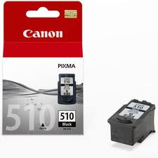 Μελάνι Μαύρο Canon PG-510 Black Small Capacit 9ml 2970B001 No510