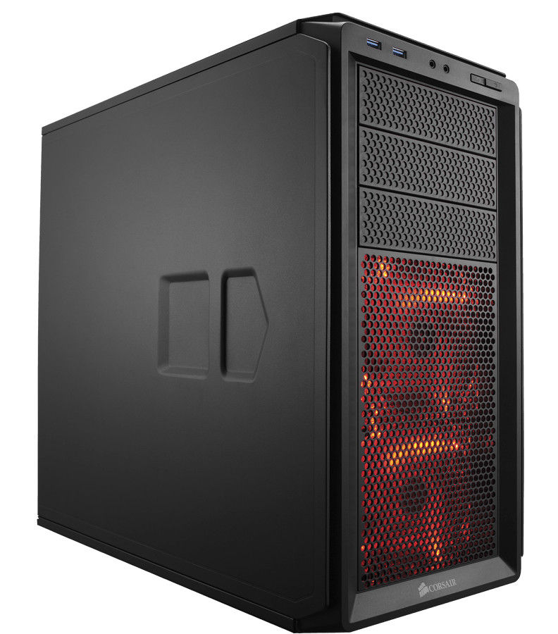 Κουτί Corsair Graphite Series 230T Windowed Compact Mid-Tower