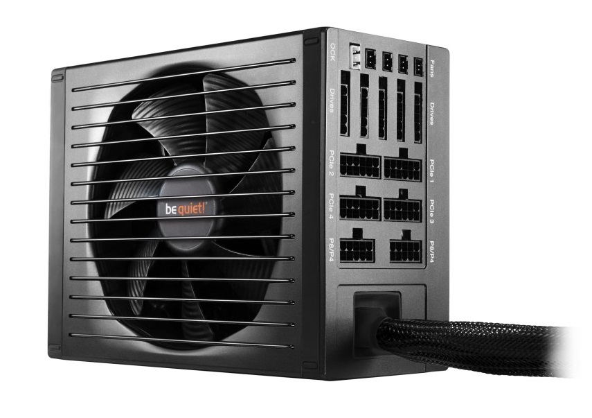 1200W be quiet! Dark Power Pro 11 | 80+ Platinum CabelManagement